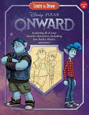 Learn to Draw Disney Pixar Onward PDF