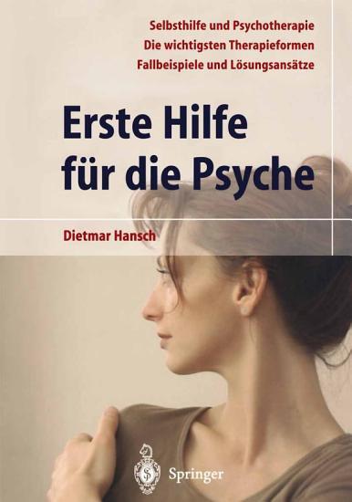 Erste Hilfe f  r die Psyche PDF