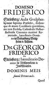 Ordo et methodus cognoscendi et curandi Energumenos ...