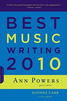 Best Music Writing 2010 PDF