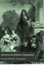 Oeuvres de Boileau-Despréaux: ornées de douze figures d'après des dessins nouveaux ...