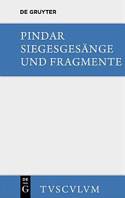 Siegesges  nge und Fragmente PDF