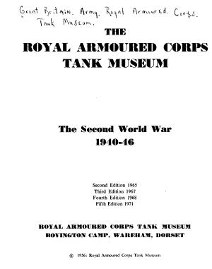 The Second World War  1940 46 PDF