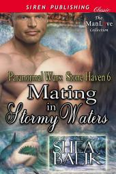 Mating in Stormy Waters [Paranormal Wars: Stone Haven 6]