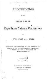 Proceedings of the ... Republican National Conventions