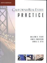 California Real Estate Practice Book PDF