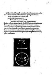 Nicolaï Horii Remensis praefecti auxiliaris Poemata noua. In laudem nostrae sanctae fidei catholicae edita in septem partita libellos...