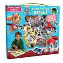 Nickelodeon PAW Patrol Look, Learn and Play: Pups to the Res