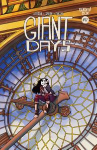 Giant Days  52 Book
