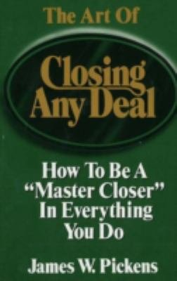 The Art of Closing Any Deal PDF