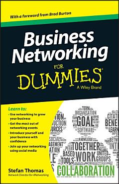 Business Networking For Dummies PDF