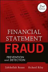 Financial Statement Fraud Book PDF
