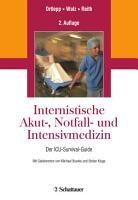 Internistische Akut   Notfall  und Intensivmedizin PDF