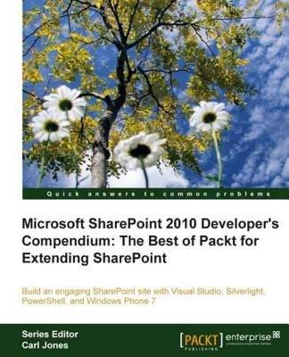 Microsoft Sharepoint 2010 Developer s Compendium PDF