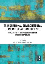 Transnational Environmental Law in the Anthropocene