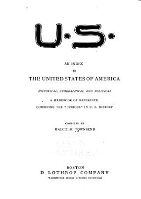 U  S  An Index to the United States of America PDF