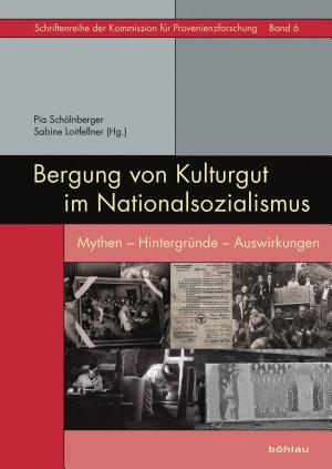 Bergung von Kulturgut im Nationalsozialismus PDF