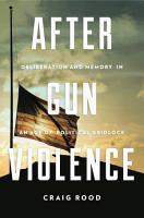 After Gun Violence PDF