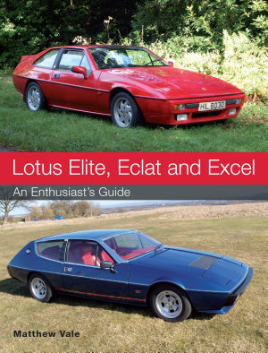 Lotus Elite  Eclat and Excel