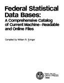 Federal Statistical Data Bases
