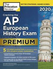 Cracking the AP European History Exam 2020