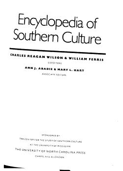 Encyclopedia of Southern Culture PDF