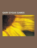 Gary Gygax Games PDF