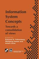 Information System Concepts PDF