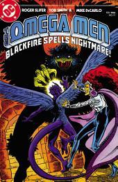 The Omega Men (1983-) #11