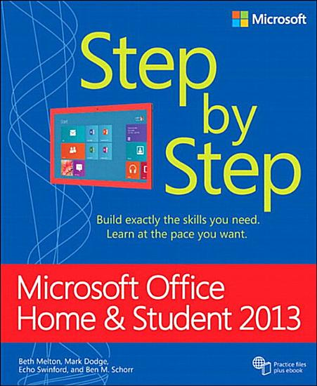 Microsoft Office Home and Student 2013 Step by Step PDF