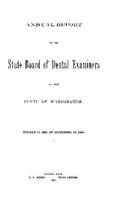 Washington Public Documents