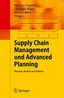 Supply Chain Management und Advanced Planning PDF