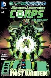 Green Lantern Corps (2011-) #15