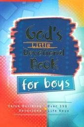 God's Little Devotional Book for Boys