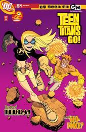 Teen Titans Go! (2003-) #51