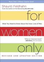 For Women Only PDF