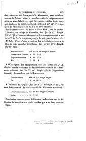 Sur l'état de l'instruction et des sciences aux États-Unis: notes extraites du voyage du prince de Saxe-Weimar