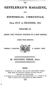 The Gentleman's Magazine, and Historical Chronicle: Volume 101, Part 2