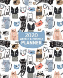 2020 Weekly and Monthly Planner