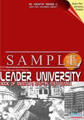 Leader University [Trailer]: Buku Motivasi Kepemimpinan
