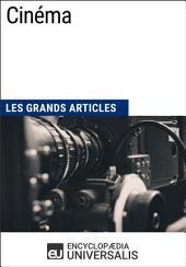 Cinéma: Les Grands Articles d'Universalis