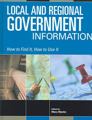 Local and Regional Government Information PDF
