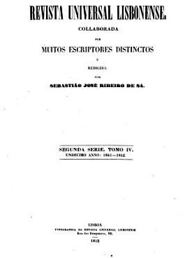 Revista universal Lisbonense PDF