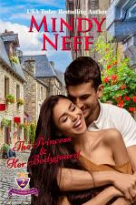 The Princess & Her Bodyguard: Small Town Royal Romance (The Cinderella Escape Book #2)