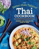 Thai Cookbook Book