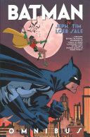 Batman by Jeph Loeb and Tim Sale Omnibus