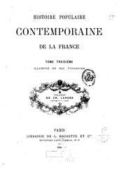 Histoire populaire contemporaine de la France: Volume3