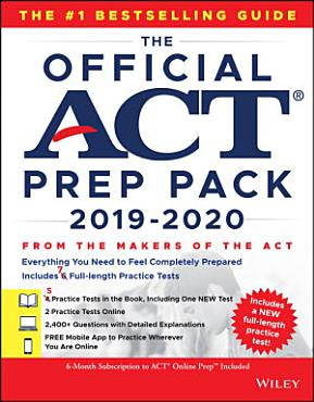 The Official ACT Prep Pack 2019 2020 with 7 Full Practice Tests   5 in Official ACT Prep Guide   2 Online  PDF