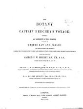 The Botany of Captain Beechey's voyage