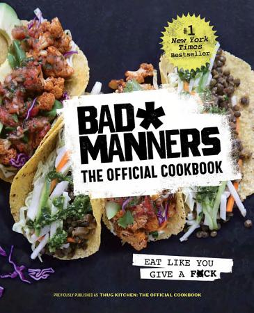 Bad Manners  The Official Cookbook PDF